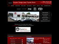 ccauto.com C C Dodge Toyota Marietta Winnebago Charger Dakota Caravan Ram