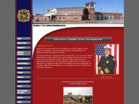 Welcome to Campbell Fire County Department