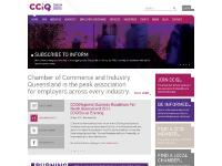 Work for CCIQ, Why CCIQ?, Solutions, Association management