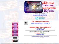 California Coalition for Immigration Reform