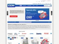 www.ccmtills.co.uk - Cash Registers - CCM, cash registers, till rolls, thermal rolls, pricing guns, price labels, printers, coin counters. - Londinium.com - London Business Directory