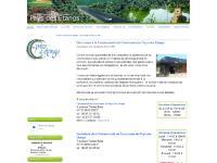 Communauté de Communes du Pays des Etangs - Accueil