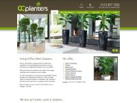 Office Plant Display Specialists - CC Planters - Leeds, West Yorkshire