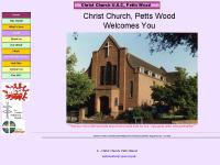 ccpw.org.uk Christ Church URC United Reformed Petts Wood Reform Christian Worship. Messy Church