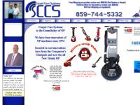 ccsop.com OP carpet cleaning, oscillating pad machines, OP machines