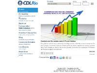 cdlrio.com.br HomeAqui começa tudo, ProdutosSoluções de apoio à decisão, Localização Como chegar?