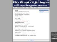 cdskaraoke - CD's Karaoke & DJ Services