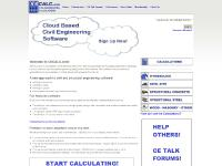 CECALC.com - Civil Engineering Calculations