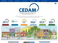 Welcome to CEDAM: the Community Economic Development Association of Michigan