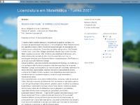 Licenciatura em Matemática - Turma 2007