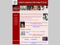 CEF of York County Home Page