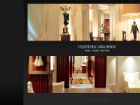 Interior designer Celeste Dell'Anna, London, New York, Milan