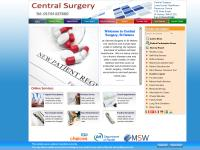 centralsurgerysthelens.co.uk GP Surgery, health,Doctors