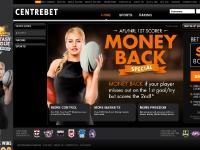 Sports Betting - Centrebet Online Bookmaker, Bet on Sport, latest odds