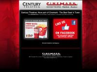 Century Theatres: Now a part of Cinemark - The Best Seat In Town