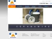 ceramawire.com Nickel Clad Copper (Kulgrid) Wire, All Nickel Wire, Our Products