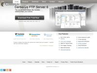 Cerberus FTP Server - Secure Windows SFTP, FTPS, and HTTP server