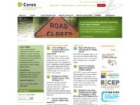 Ceres - Mobilizing Business Leadership for a Sustainable World — Ceres
