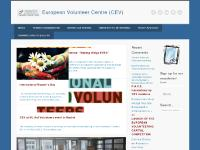 CEV - The European Volunteer Centre: News / Home