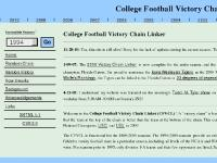 College Football Victory Chain Linker v1.0