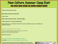 New Culture Summer Camp East