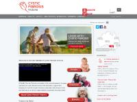 cfv.org.au cystic fibrosis, cf, cystic fibrosis victoria