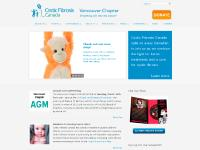Volunteers, BC Association Cystic Fibrosis Canada, Cystic Fibrosis Chapters in BC, Vancouver Chapter