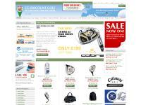 Golf Equipment, Golf Clubs, Golf Clothing, Golf Balls, Golf Shoes, Online Golf