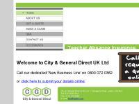 CGDUK : School Supply Teacher Insurance