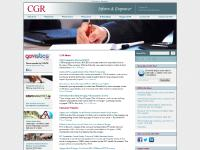 cgr.org Consolidation , economic impact, local government