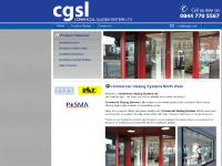 Glazing Systems Manchester, Commercial Glazing Manchester, North West | Commercial Glazing Systems Ltd