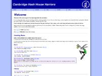 Cambridge Hash House Harriers