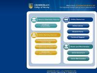 chamberlainonline - Chamberlain College of Nursing Online Classroom