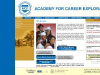 Welcome to the Academy for Career Exploration Providence Public Charter School