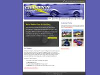 Champion Luggage Trailers