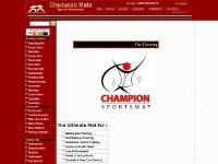 championmats.com IJF approved mats, puzzle mats, Home mats
