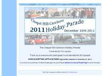 chapelhilljaycees.org The Chapel Hill-Carrboro Holiday Parade