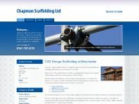 SAFE Approved Scaffolding in Cheshire : Chapman Scaffolding