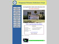 chappaquaambulance - Chappaqua Volunteer Ambulance Corps, Chappaqua, New York - Home Page