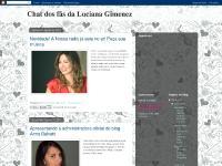 Chat dos fãs da Luciana Gimenez