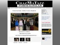 chazmatazz.com chazmatazz, formalwear, tuxedos