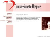Compassionate Hospice: Home