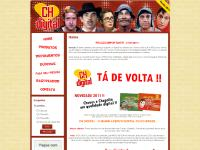 :: CH Digital - Eternizando Chespirito - Chaves & Chapolin em DVD ::