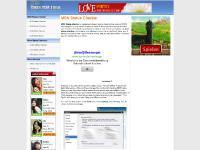 MSN Status Checker | MSN Delete Checker | Status Checker