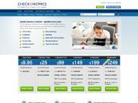 checkonomics.com Contacts, Industries, Automotive