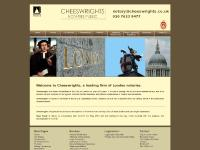 Cheeswrights - a leading firm of London notaries - Home