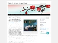 cherryblossomacupuncture.co.uk Acupuncture, Manchester, Salford