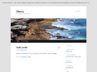 cherrypopblog.co.uk Cherry Pop, General, Wordpress Themes
