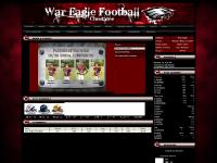 War Eagle Football Home Page
