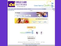 childcarenetwork.org Find Child Care Now!, Quality Care Checklist, Family Scholarships